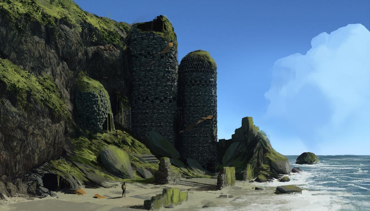 BM Kothringi ruins 2 by Joao Mendes