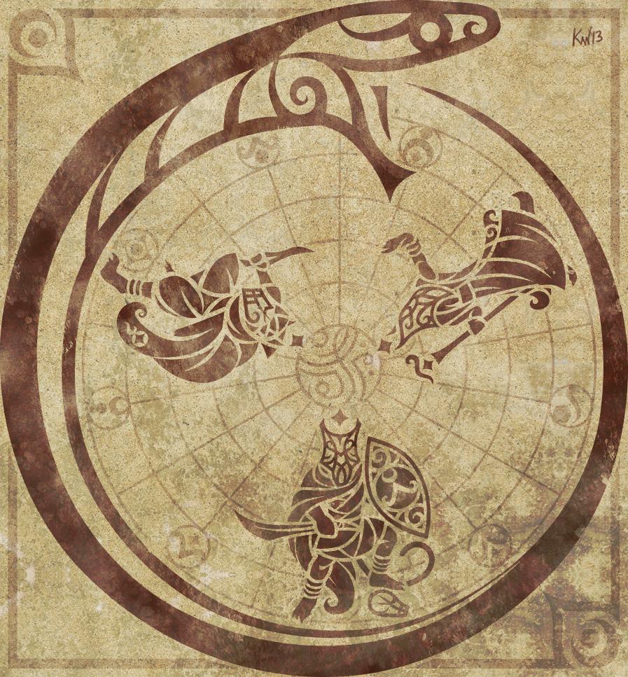 Concept Art - Beyond Skyrim