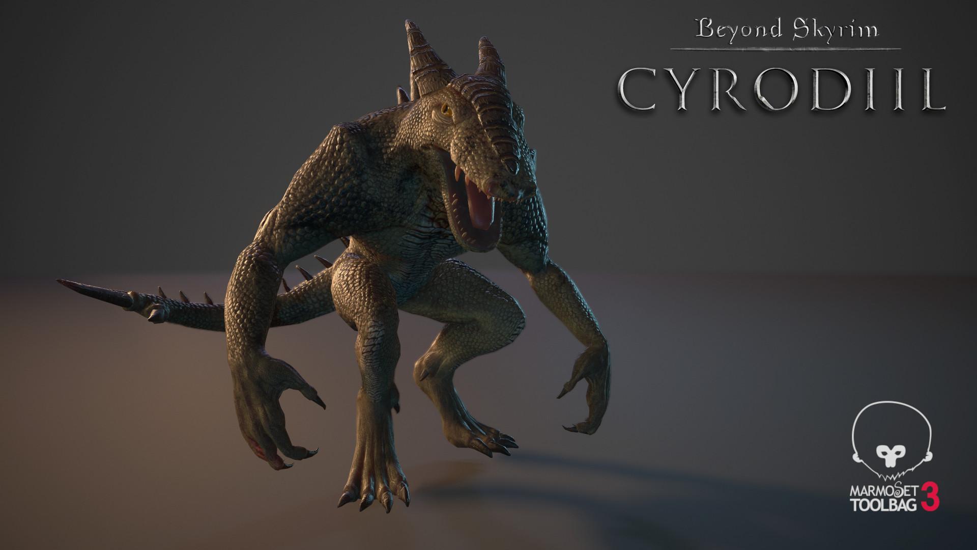 Newsletter Volume 5, July 2018 - Beyond Skyrim