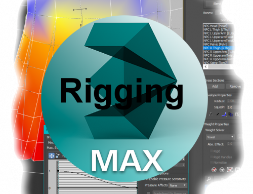 Rigging: 3ds Max (incl. Export)